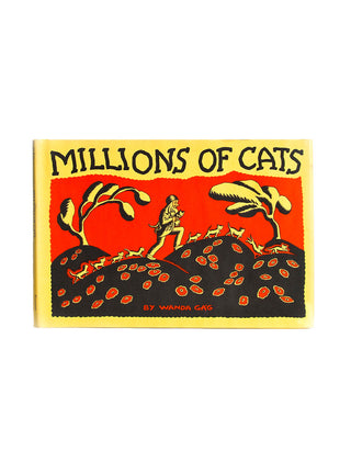 Millions of Cats hardcover book