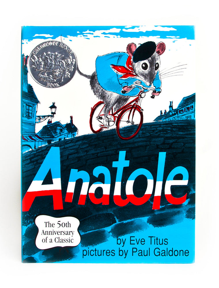 Anatole board book
