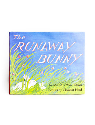 The Runaway Bunny hardcover book