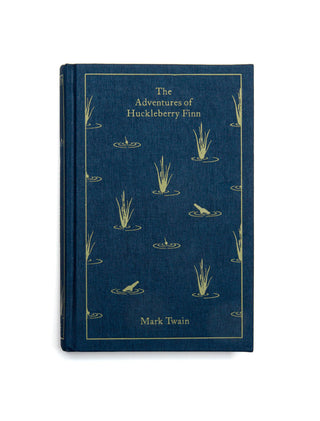 Adventures of Huckleberry Finn - Penguin Classics hardcover book