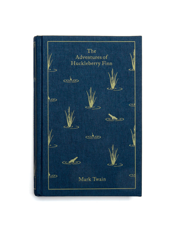 Adventures of Huckleberry Finn - Penguin Classics Hardcover