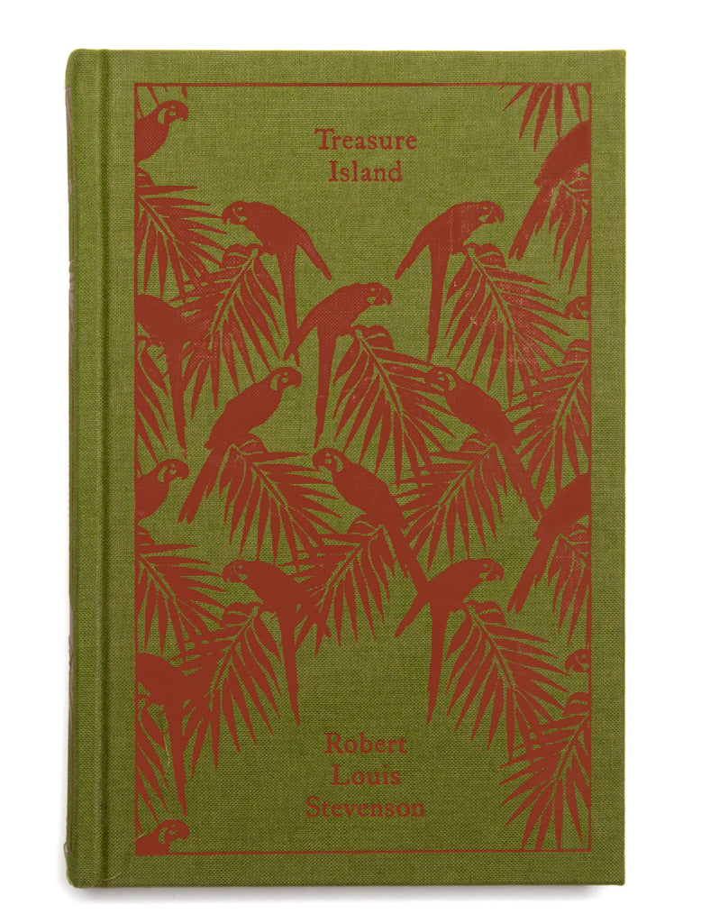 Treasure Island hardcover book