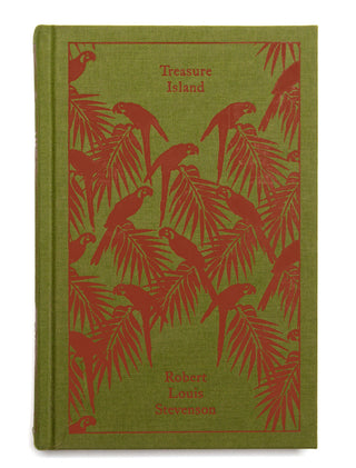 Treasure Island - Penguin Classics hardcover book