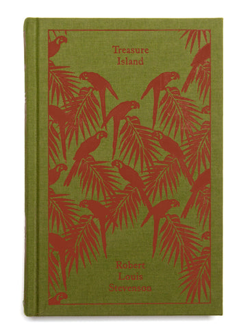 Treasure Island - Penguin Classics Hardcover