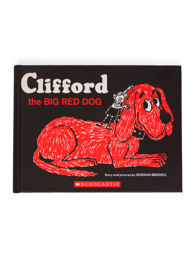 Clifford the Big Red Dog hardcover book