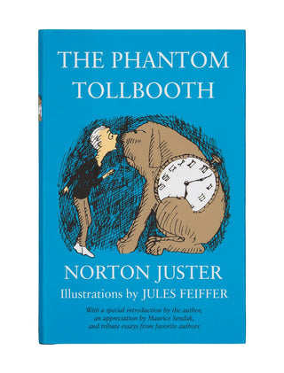 The Phantom Tollbooth hardcover book
