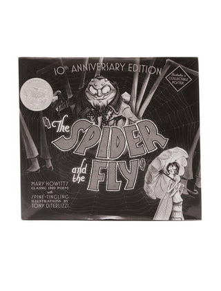 The Spider and the Fly hardcover book