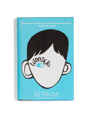 Wonder hardcover book