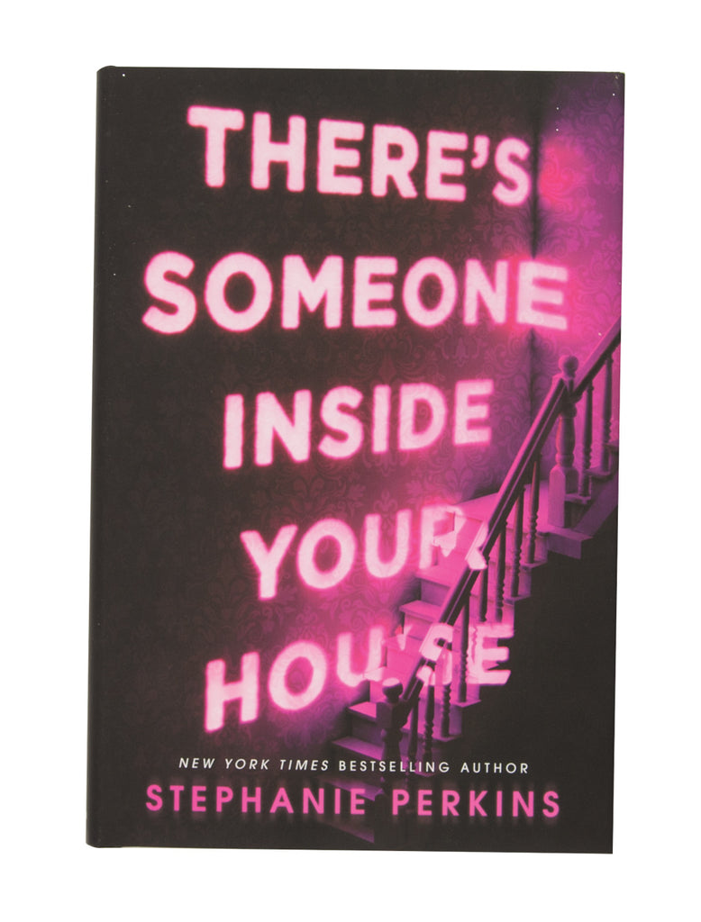 There\'s Someone Inside Your House hardcover book – Out of Print