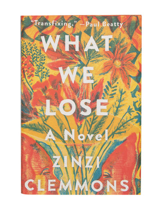 What We Lose (Hardcover)