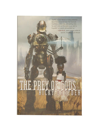 The Prey of Gods paperback book