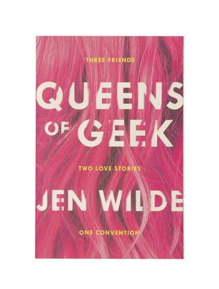Queens of Geek paperback book