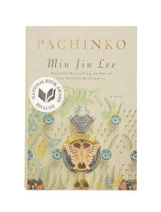 Pachinko hardcover book