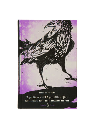 The Raven - Penguin Horror hardcover book