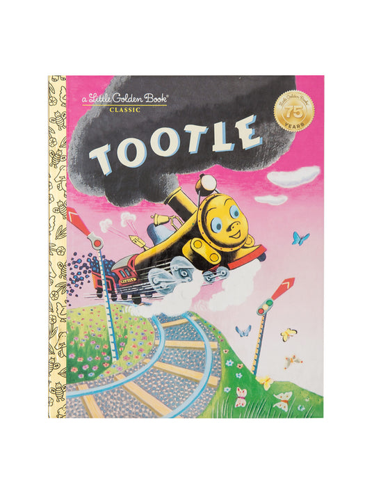 Tootle hardcover book