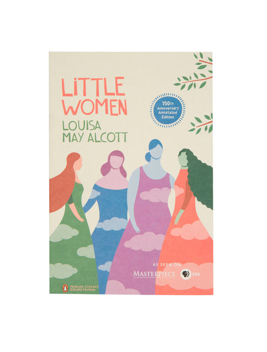 Little Women paperback book