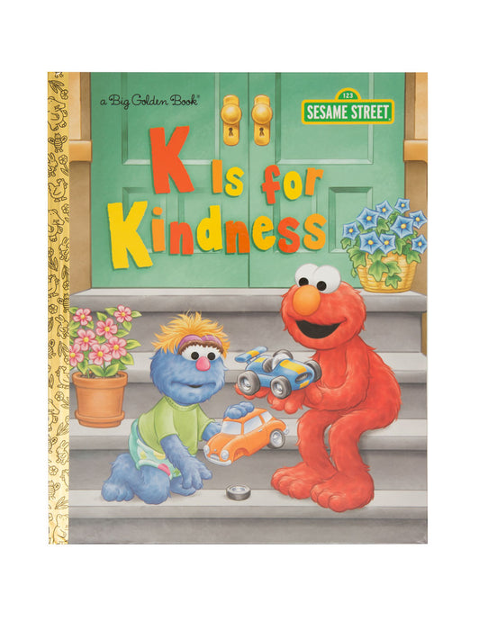K is for Kindness hardcover book