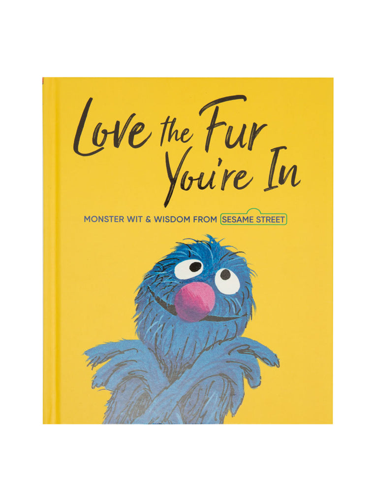 Love the Fur You're In hardcover book