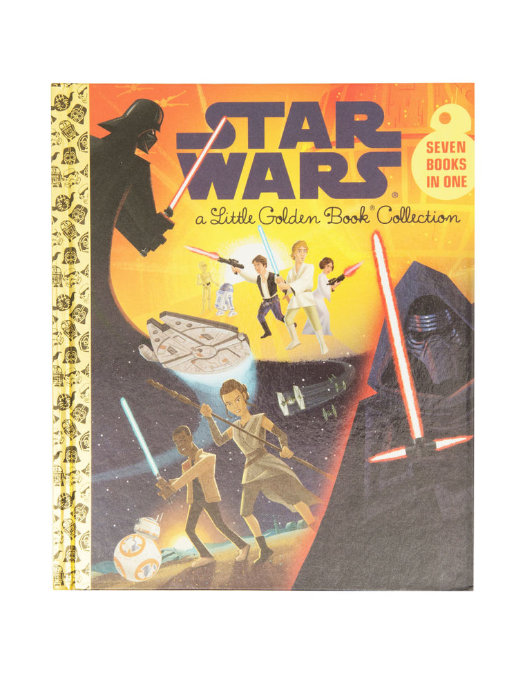 Star Wars - A Little Golden Books Collection hardcover book