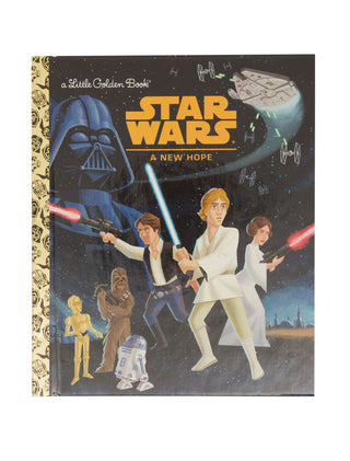 Star Wars - A New Hope hardcover book