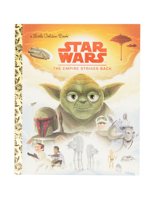 Star Wars: The Empire Strikes Back - Little Golden Book