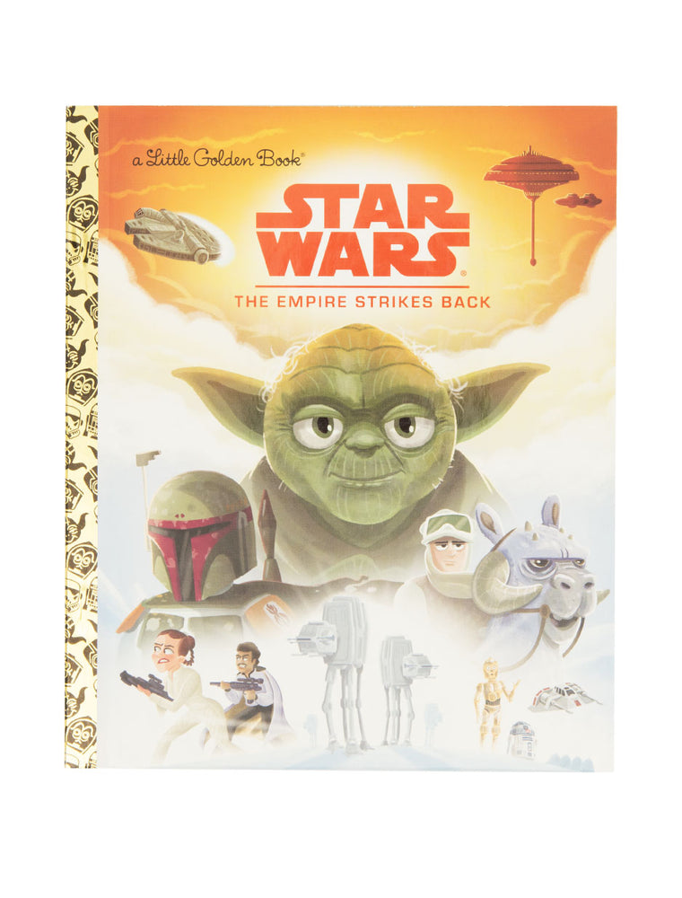 Star Wars - The Empire Strikes Back hardcover book