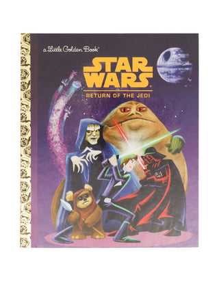 Star Wars: Return of the Jedi - Little Golden Book
