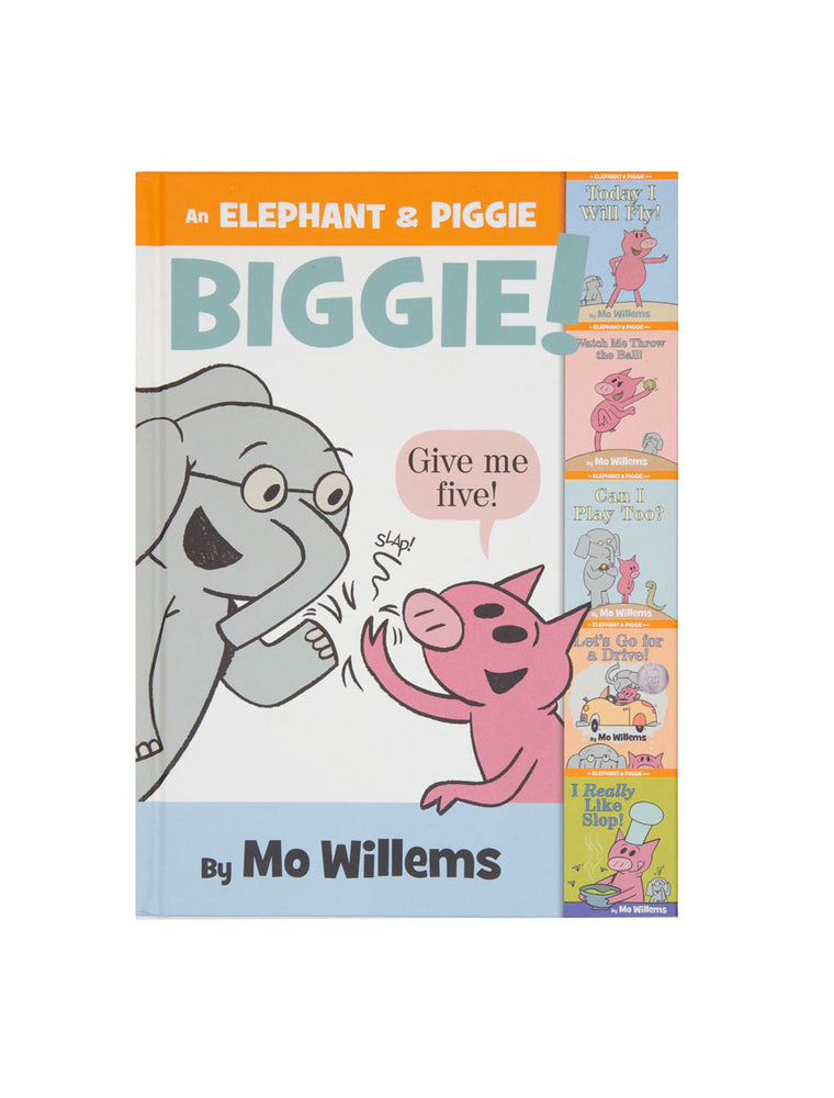 An Elephant & Piggie Biggie! book