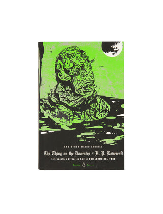 The Thing on the Doorstep and Other Weird Stories - Penguin Horror hardcover book