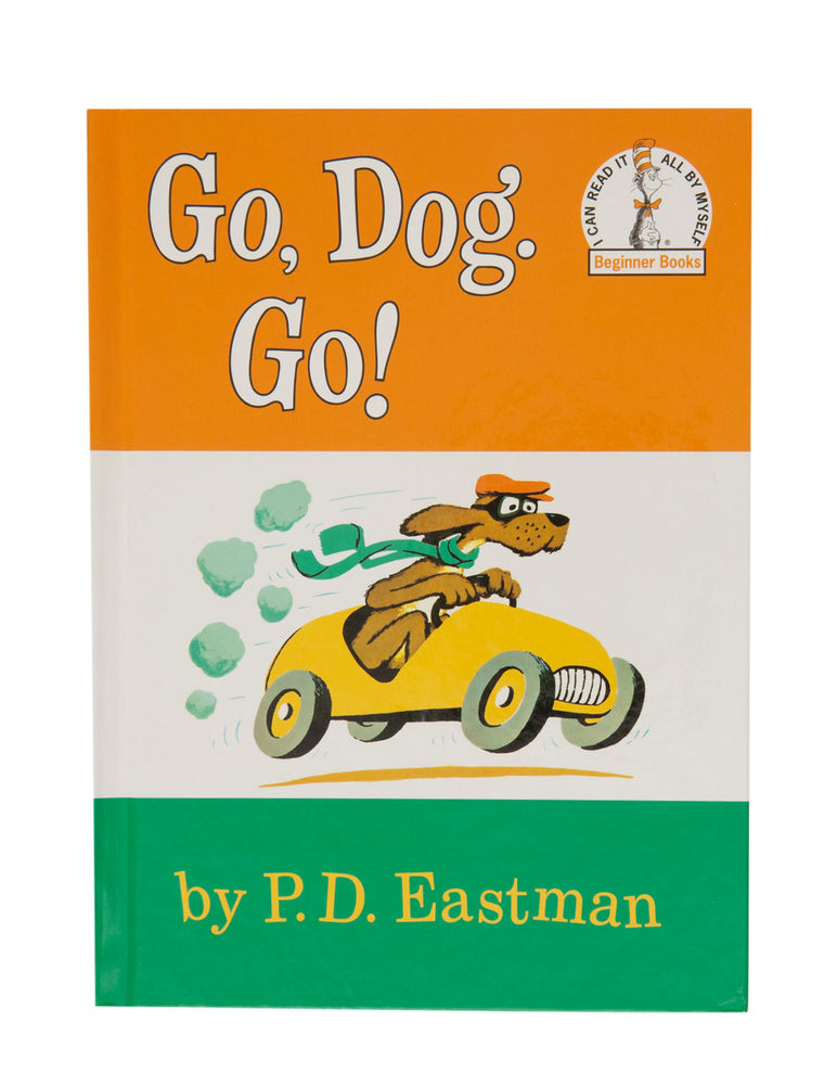 Go, Dog. Go! hardcover book