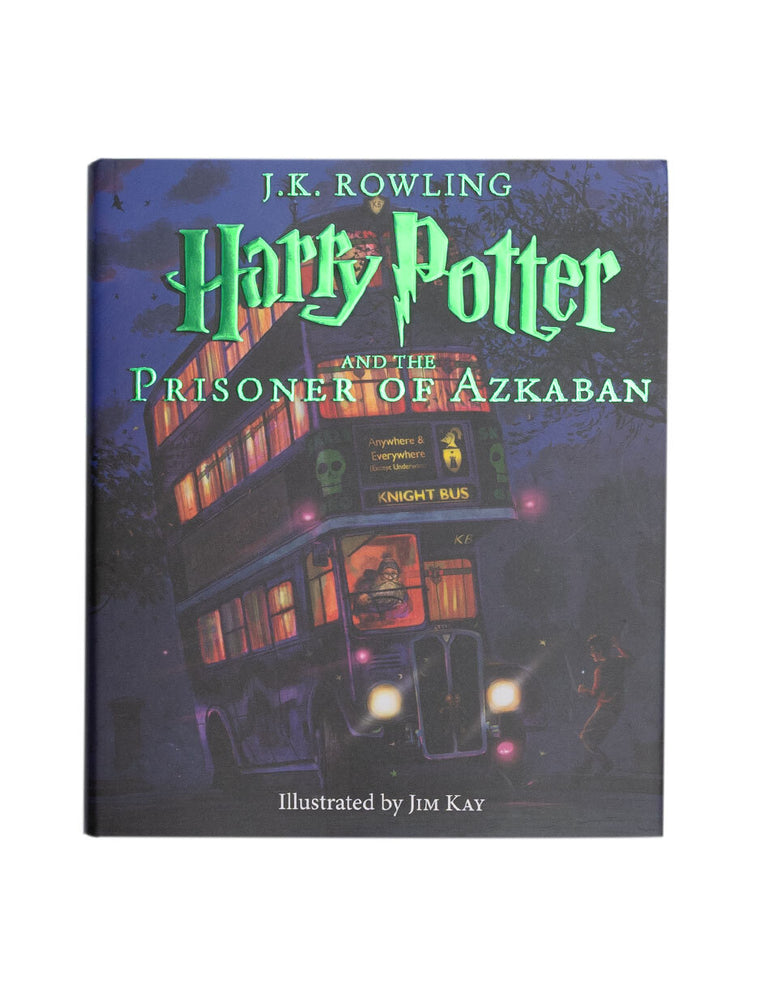 Harry Potter and the Prisoner of Azkaban: The Illustrated Edition book