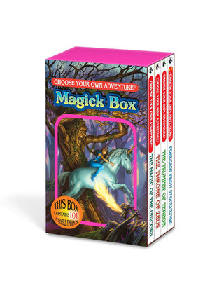 Magick Box - Choose Your Own Adventure
