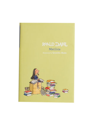 Matilda book (illustrated by Quentin Blake)