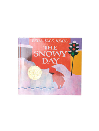 The Snowy Day hardcover book