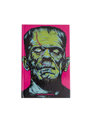 Frankenstein hardcover book