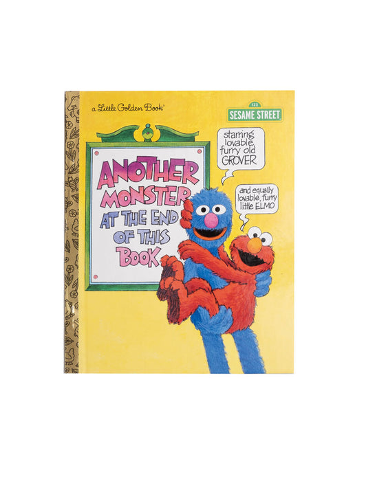 Another Monster at the End of this Book (Sesame Street) hardcover book