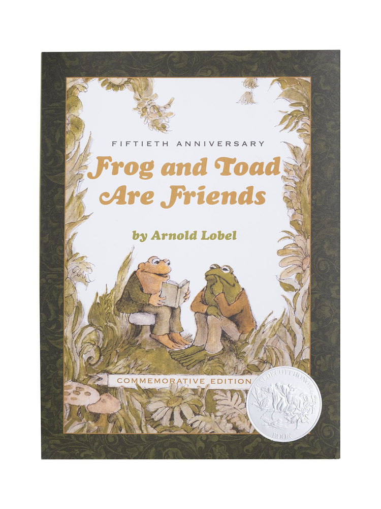 Frog and Toad Are Friends 50th Anniversary Commemorative Edition book