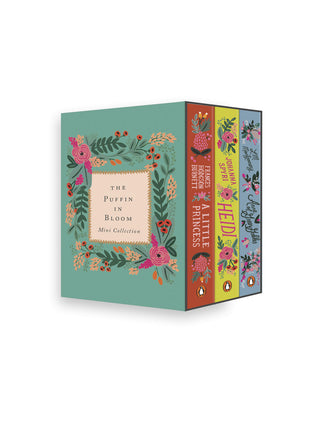 Penguin Minis: Puffin in Bloom boxed set