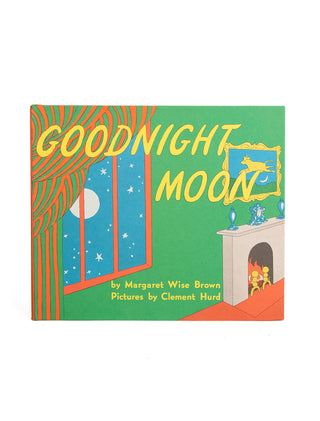Goodnight Moon hardcover book
