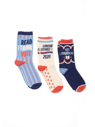 Bundle - Political Socks
