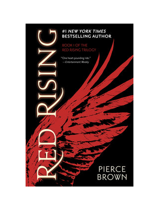 Red Rising by P. Brown