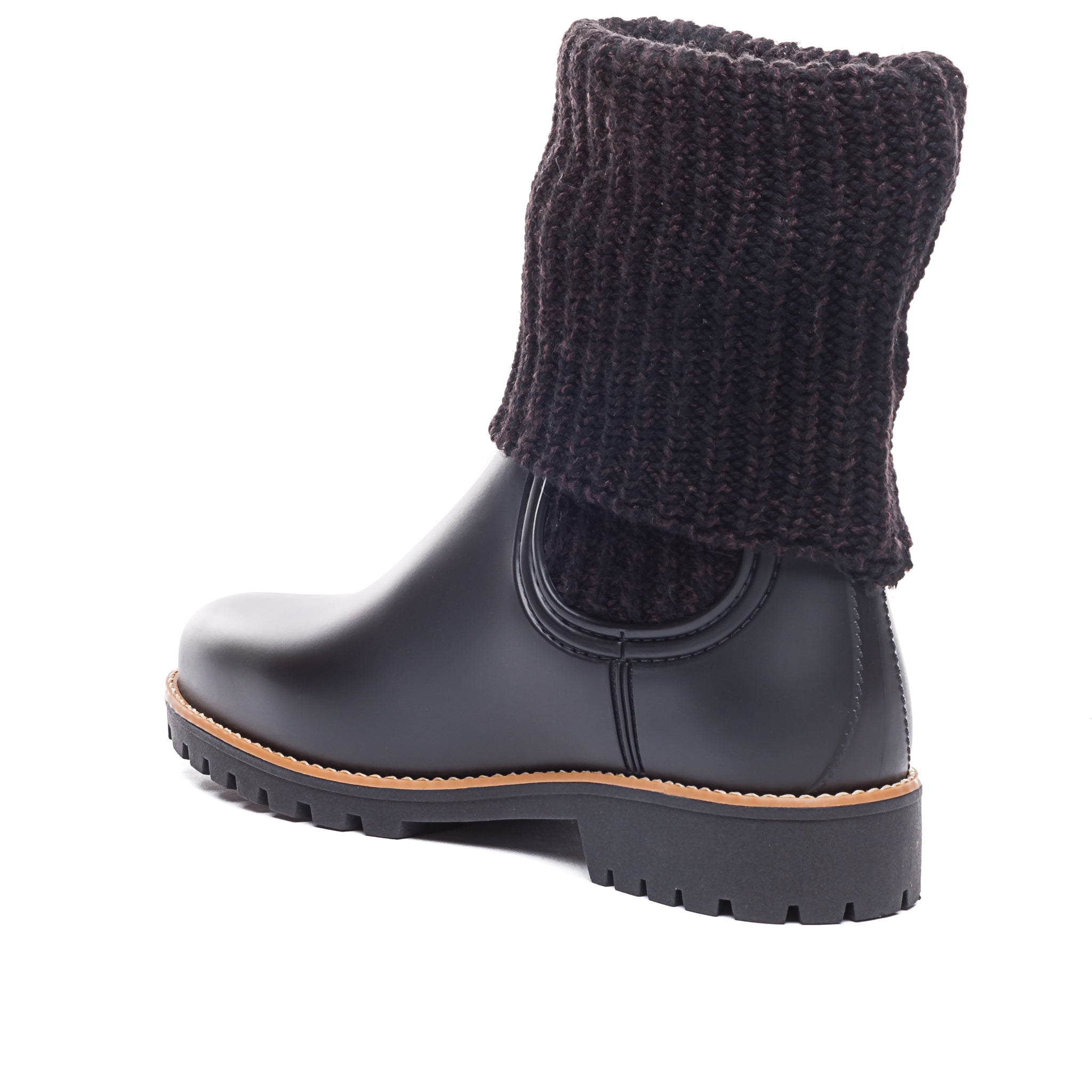 Zurich Rain Boot in Black