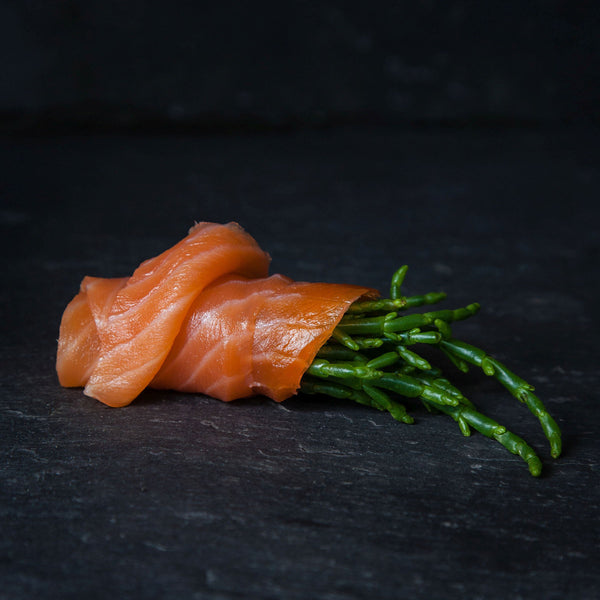 Classic Burren Cold Smoked Irish Organic Salmon