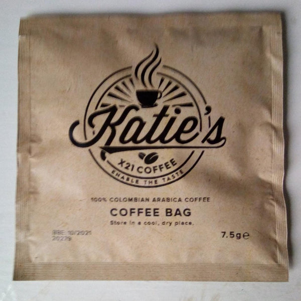 Katie's X21 Coffee (Pack of 10)
