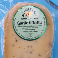 Burren Gold Nettle & Garlic (150g)