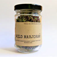 Wild Marjoram Flowers, Dried