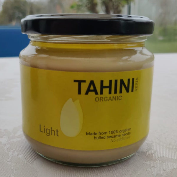 Tahini Organic Kandylas Light