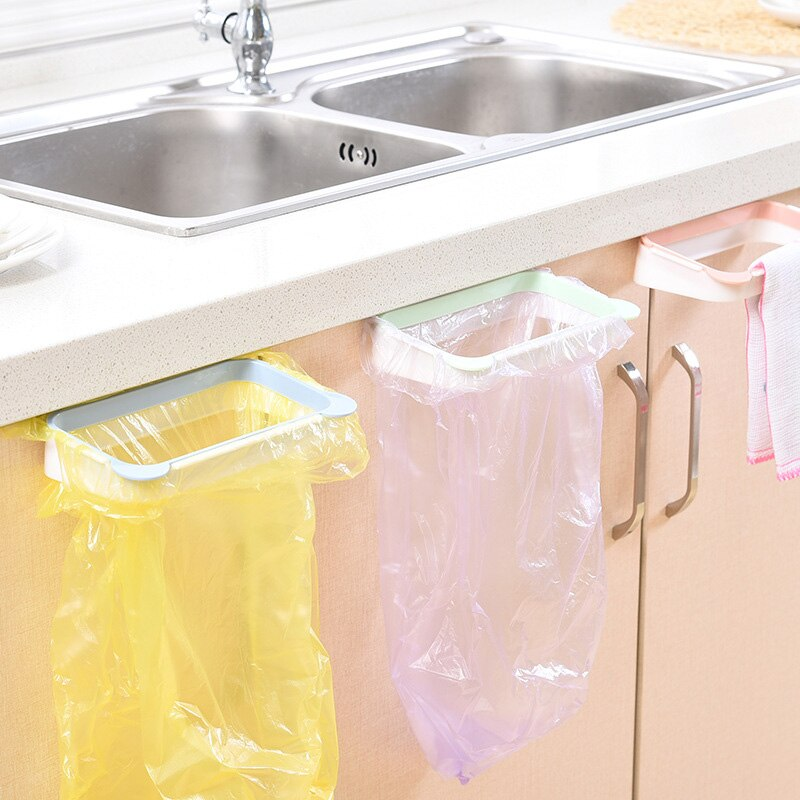 Kitchen Garbage Hanging Rack