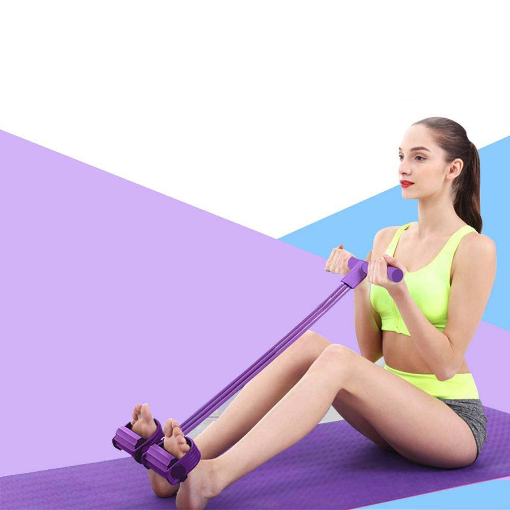 Resistance Bands Pedal Exerciser