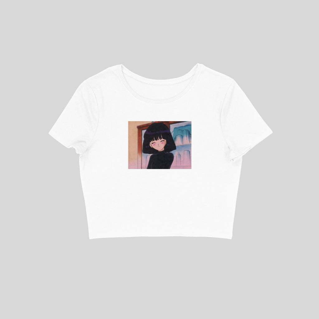 AESTHETIC SMILE CROP TOP